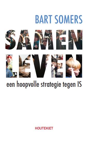 ontwerp & fotografie boek (cover), Samen Leven, Bart Somers, Houtekiet, 2016